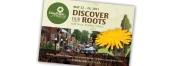 Postcard design (client: The Dandelion Festival)